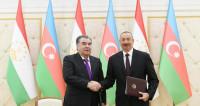 Эмомали Рахмон и Ильхам Алиев дали новый импульс старой дружбе