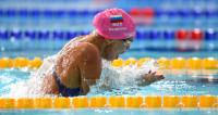 Юлия Ефимова выиграла «золото» ЧЕ по плаванию в Глазго