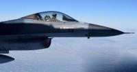 """Фото: """"NATO"""":http://www.nato.int/, ф 16, военные самолеты, самолет"""