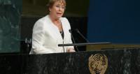 Экс-президент Чили стала комиссаром ООН по правам человека
