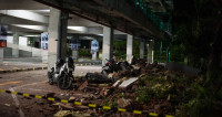 «Как будто грузовик ехал». Землетрясение в Индонезии унесло больше 90 жизней