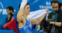 ЧЕ в Глазго: российские гимнасты взяли золото в командном многоборье