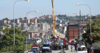 В Генуе продолжают поиск выживших под завалами моста
