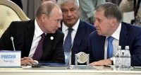 Каспийский прорыв (ФОТО)