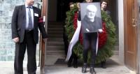 Дмитрия Брусникина похоронили на Троекуровском кладбище в Москве