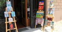 Картины на улице Тбилисе,Грузия, картина, Тбилиси, продажа, художник,