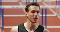 Шубенков взял серебро в беге на 110 метров с препятствиями на ЧЕ