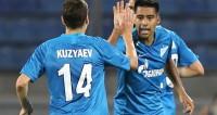 «Сине-бело-голубой» футбольный праздник: как «Зенит» историю сотворил
