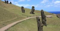 Истуканы острова Пасхи указали на новую тайну погибшей цивилизации