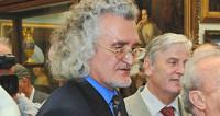 Белорусский художник Владимир Прокопцов отметил 65-летие выставкой
