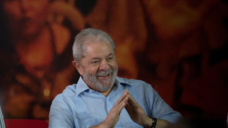 Сидящий в тюрьме Лула да Силва стал кандидатом в президенты Бразилии