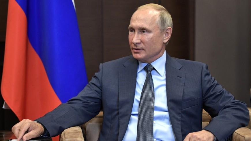 Путин: Россия и Финляндия будут совместно решать проблемы экологии