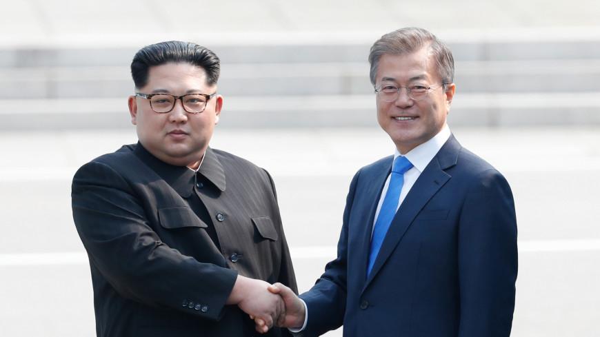 Южная Корея предложила КНДР создать общую команду на Олимпиаду-2020