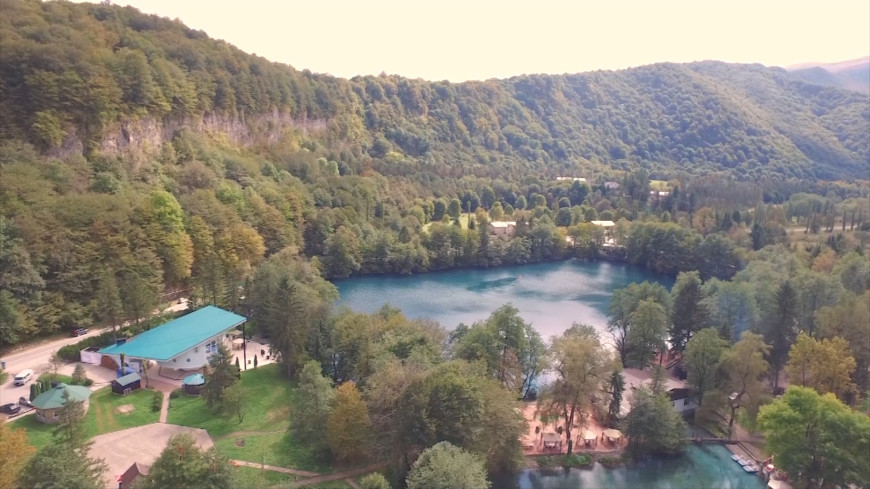 Озеро без дна