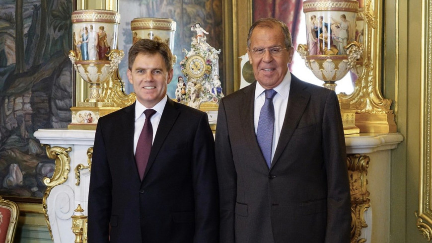 Лавров и Петришенко выступили за расширение сотрудничества России и Беларуси