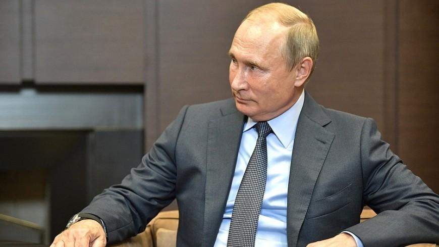 Путин посетил международный турнир по боевому самбо в Сочи