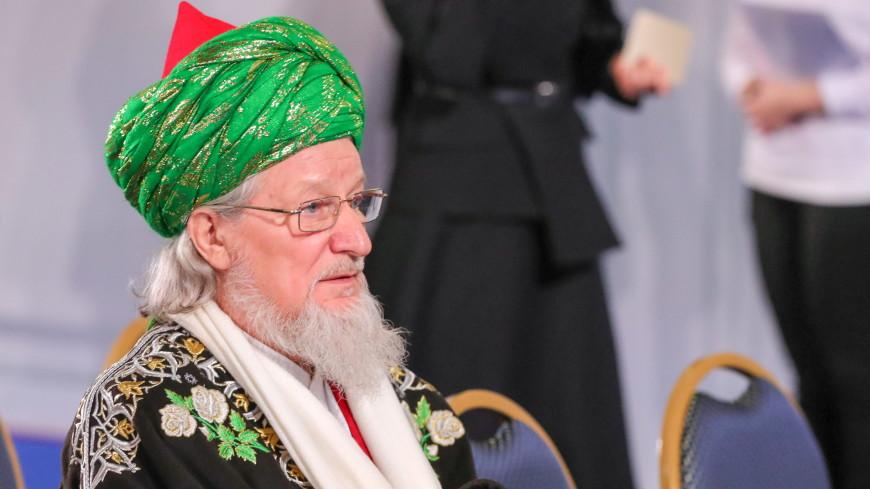Верховному муфтию России Талгату Таджуддину – 70