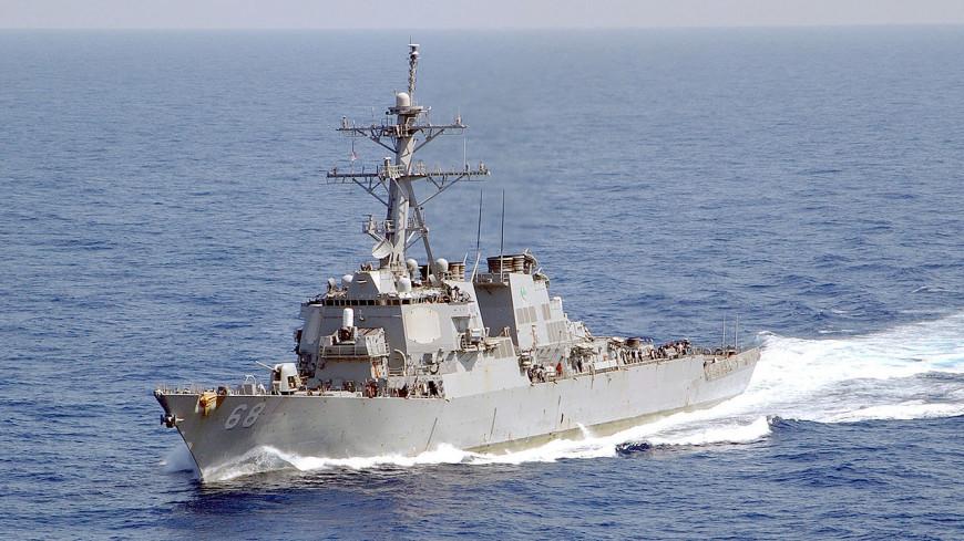 Минобороны: США прислали в Персидский залив эсминец для удара по Сирии