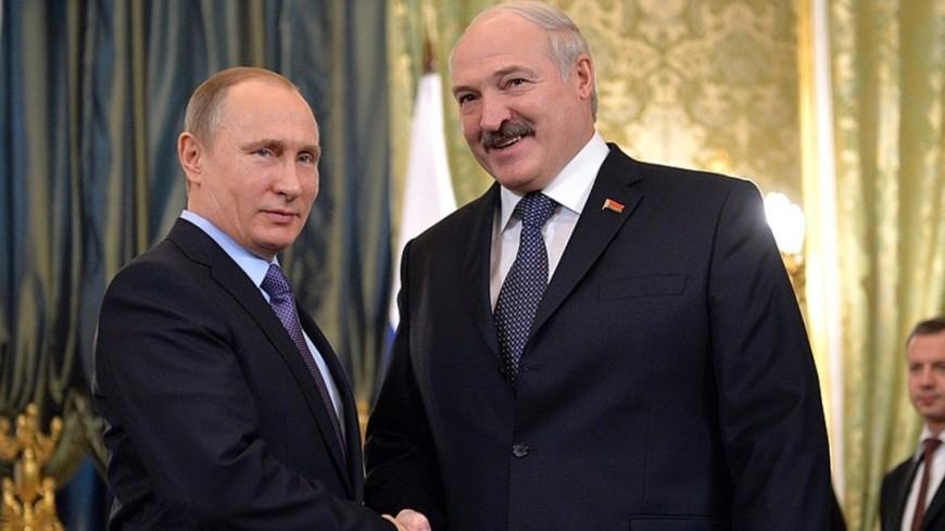 """Фото: """"Пресс-служба президента России"""":http://kremlin.ru/, путин и лукашенко, путин, лукашенко"""