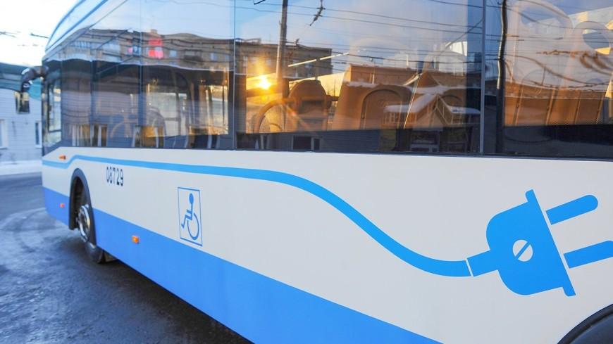 Проезд в электробусах Москвы будет бесплатным весь сентябрь
