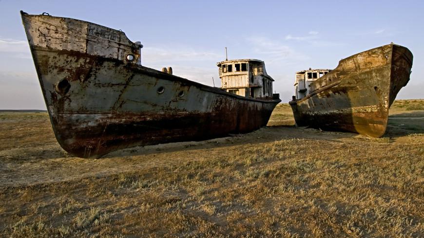 Эколог: Аральское море нужно спасать только общими усилиями