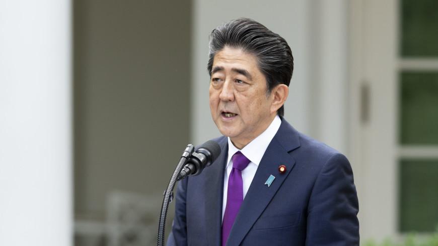 Абэ в третий раз выдвинул себя на пост главы правящей партии
