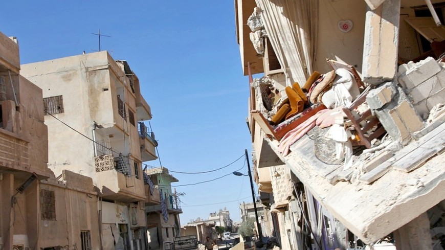 """Фото: Сергей Любавин (МТРК «Мир») """"«Мир 24»"""":http://mir24.tv/, гражданская война, сирия, война, военные, сирийская армия, война в сирии, военный"""