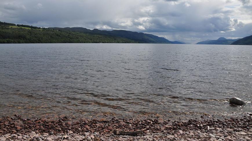 Лох-Несское чудовище сфотографировали в Шотландии