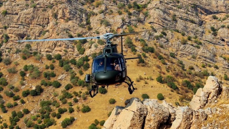 Краснодарец расплатился за банковский долг вертолетом