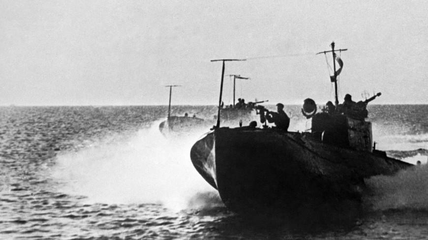 На дне канала в Нью-Йорке нашли катер Второй Мировой войны