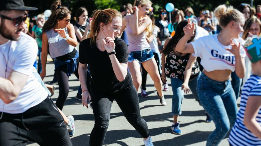 Шаг в осень с летним настроем: в «Музеоне» пройдет танцевальный марафон StarHit