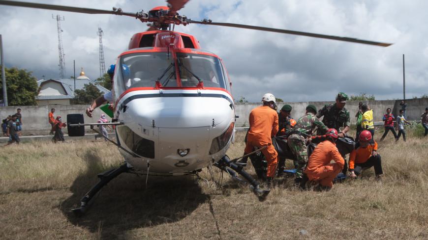 Число жертв землетрясения на острове Ломбок выросло до 131