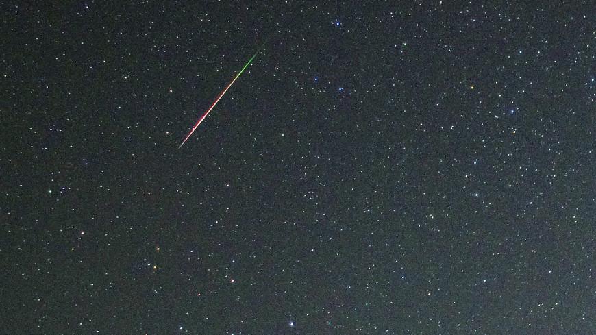 Над Сургутом прошел метеоритный дождь