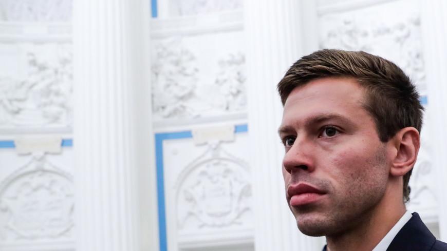 Федор Смолов попал в аварию в Краснодаре