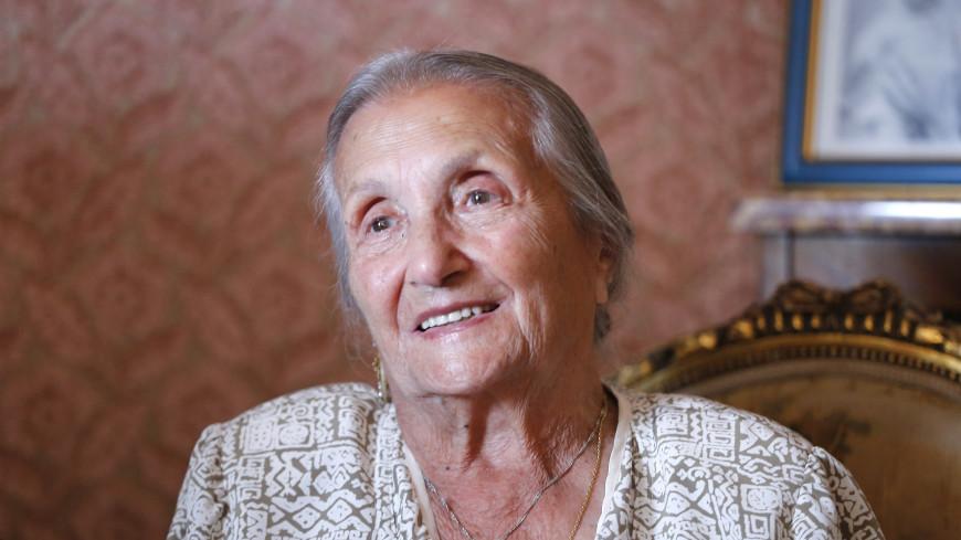 Во Франции умерла «королева цирка» Роза Буглион