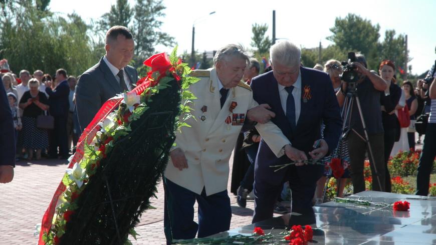 Особая дата: на торжества в Курск приехали около 40 фронтовиков