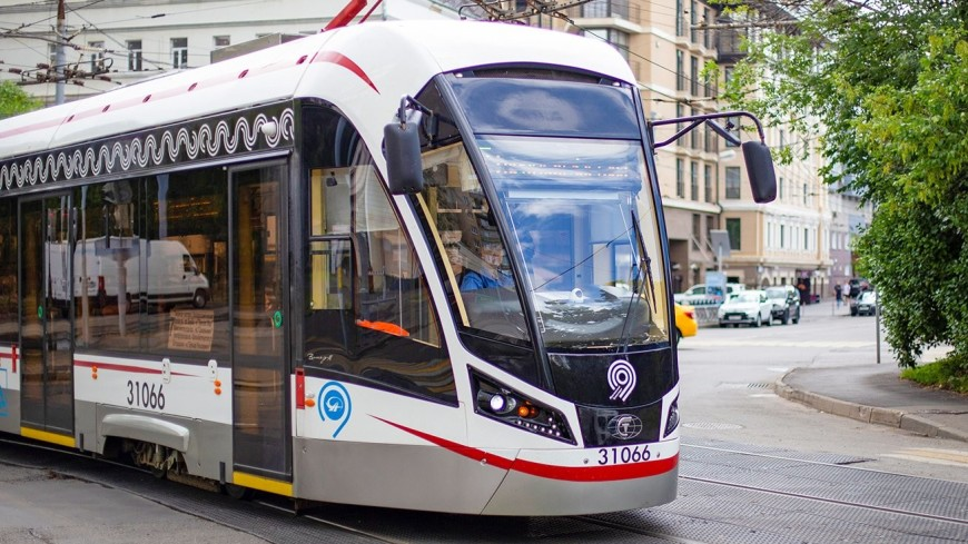 Более 30 млн пассажиров проехались на трамваях «Витязь-М»