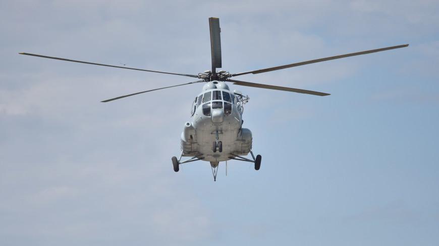 Крушение Ми-8: вместе с Красноярским краем скорбит Томская область