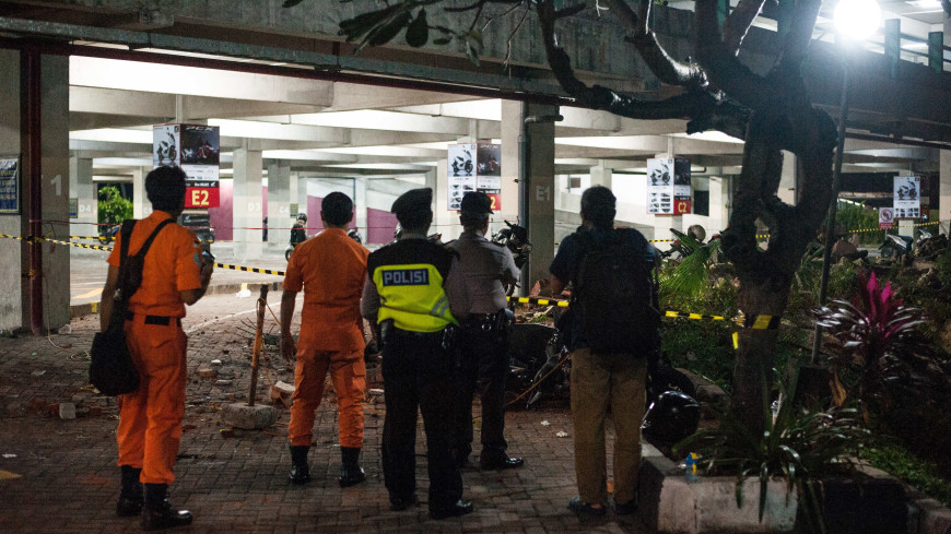 В Индонезии число жертв землетрясения возросло до 39