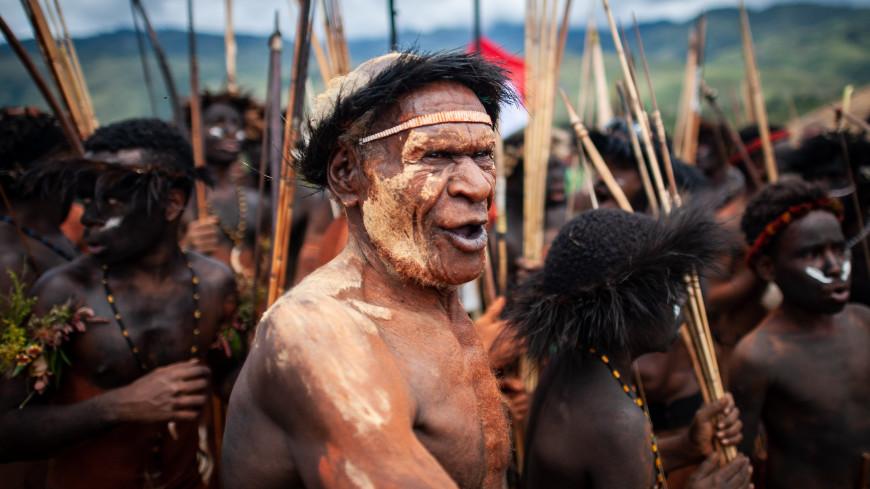 В Бразилии нашли неизвестное племя аборигенов