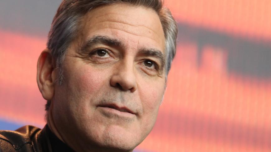 Джордж Клуни стал самым высокооплачиваемым актером года