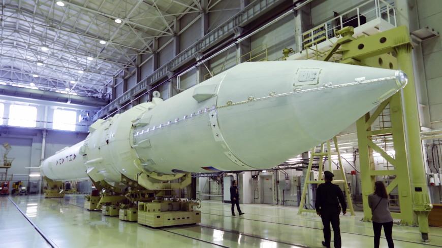 Третья «Ангара» взлетит с космодрома Плесецк в 2019 году