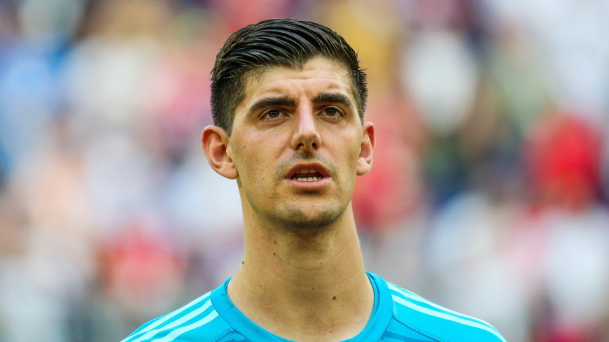 Бельгийский вратарь Тибо Куртуа перешел в мадридский «Реал»