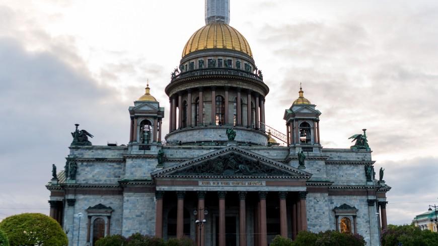 В Москве откроется фотовыставка «Петербург глазами ангелов: взгляд с Исаакия»