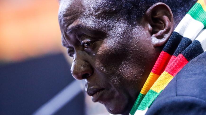 Мнангагва дал клятвы народу Зимбабве и официально возглавил страну