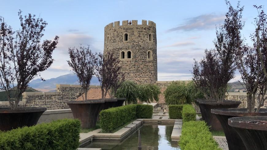 Крепость Рабат: восточная сказка на юге Грузии