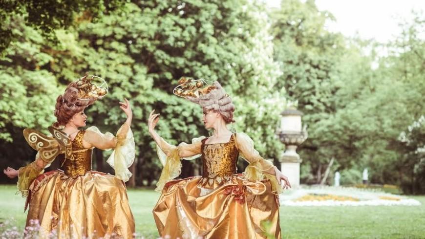 Компания «Яркие люди» и сад «Аптекарский огород» представят премьеру проекта Barocco Night