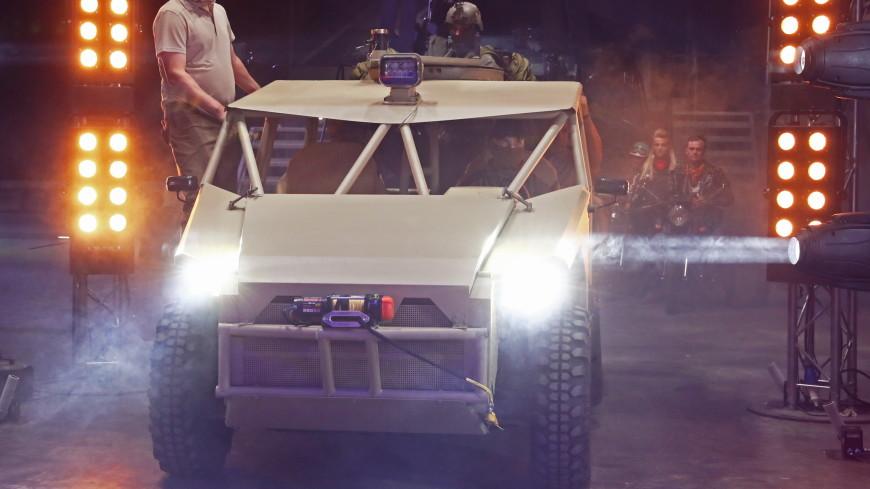 Большой и быстрый: «Калашников» создал гибридный багги для Минобороны