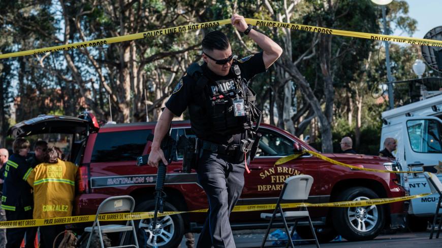 Стрельба у школы в Калифорнии: погиб подросток