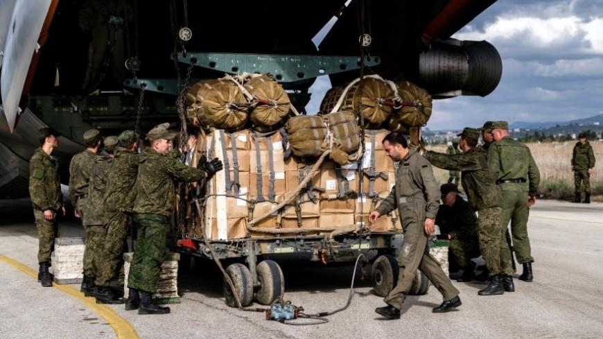 Фото:  Управление пресс-службы и информации Минобороны России, армия, сирия, гуманитарная помощь, алеппо, военные, война